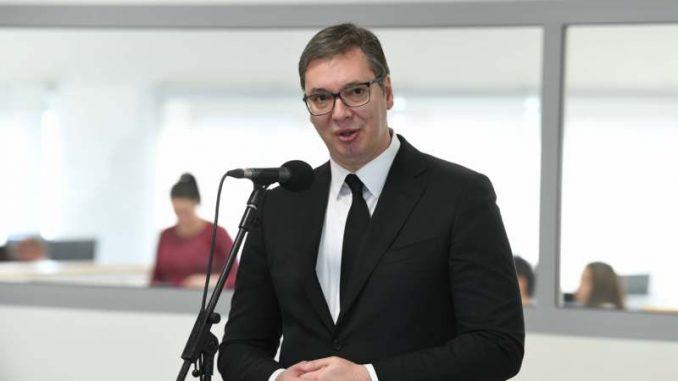 Vučić: Vlasti Crne Gore moraju voditi dijalog sa SPC čiji je deo Mitropolija crnogorsko-primorska 1