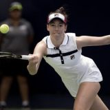 Teniserka Nina Stojanović zaustavljena u drugom kolu OI 12