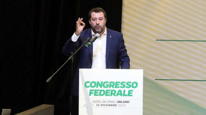 Salvini: Senat da glasa da mi se sudi zbog situacije sa migrantima 4