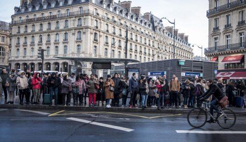 Zaposleni u transportnom sektoru Francuske ušli u 29. dan štrajka 7