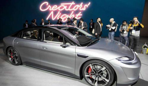 Sony predstavio svoj prvi - automobil! 3