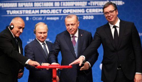 Prvi gas iz Turskog toka na proleće u Srbiji 11