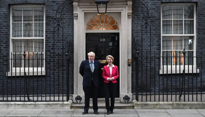 Fon der Lajen upozorila Veliku Britaniju da mora da napravi velike ustupke nakon Bregzita 4
