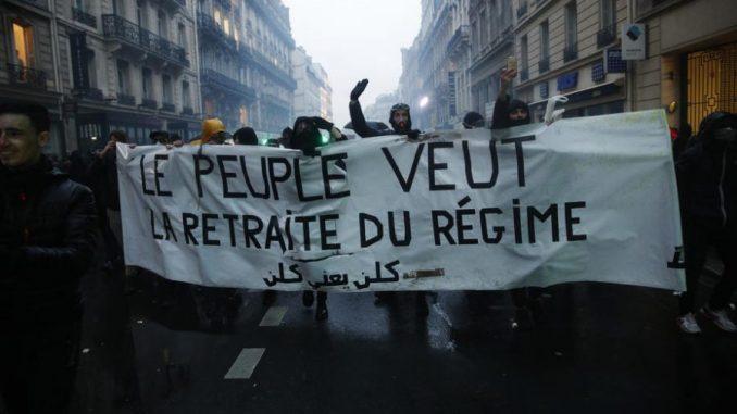 U Francuskoj desetine hiljada protestuju protiv penzione reforme 4