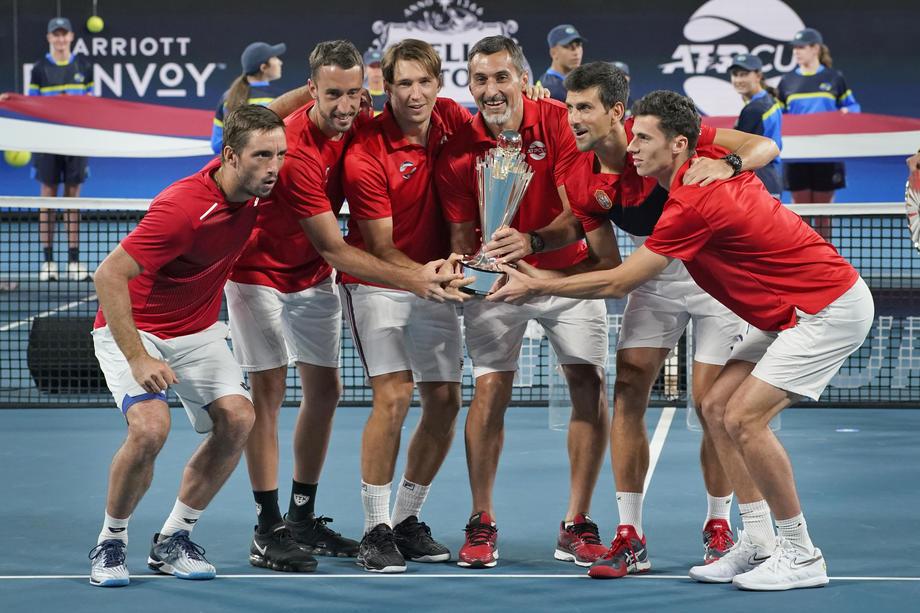 Srbija osvojila prvi ATP Kup u Australiji W_55762246