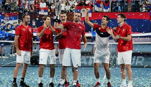 Srbija osvojila prvi ATP Kup u Australiji 12