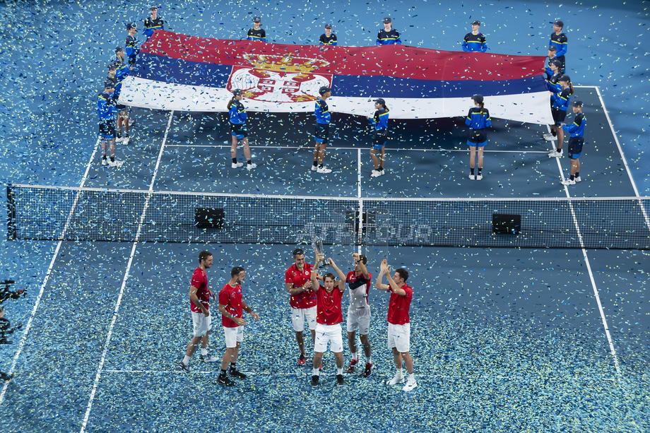 Srbija osvojila prvi ATP Kup u Australiji W_55762253