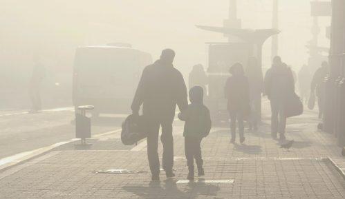 Upitne ocene o kvalitetu vazduha 10