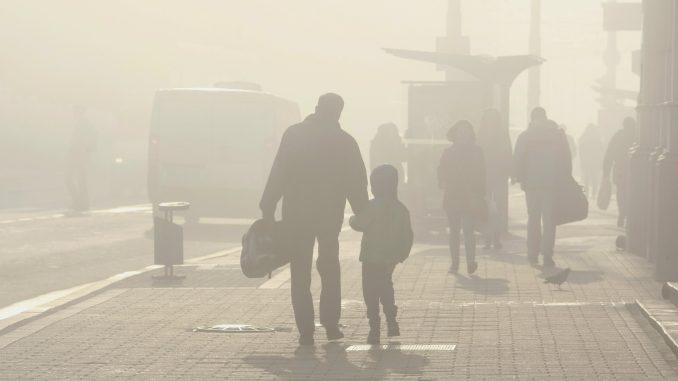 Upitne ocene o kvalitetu vazduha 1