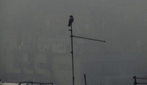 Najzagađeniji januar u Beogradu u poslednjih šest godina 15