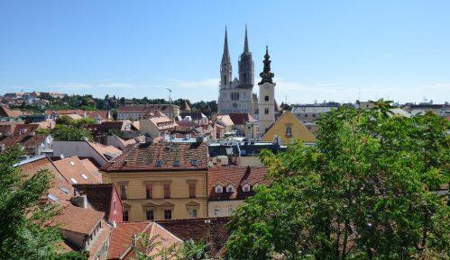 Zagreb: Na Trg svetog Marka više ne smeju turisti, a ni novinari 10