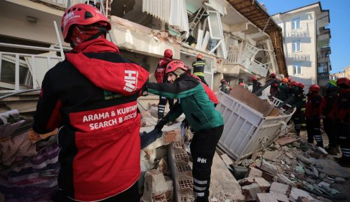 Broj mrtvih u zemljotresu u Turskoj porastao na 31 8