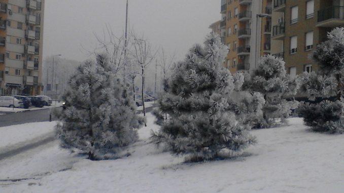 Danas počinje zima 1