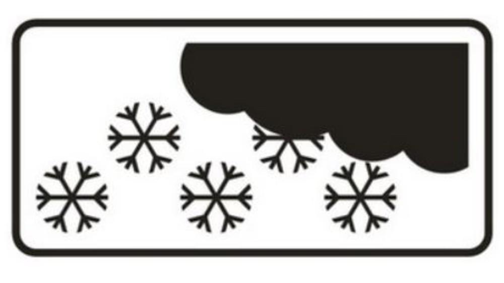 """""""Zimski"""" znak koji i dalje zbunjuje vozače 3"""