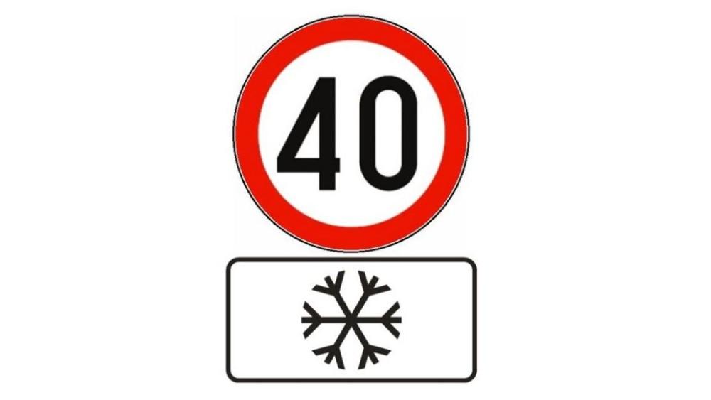 """""""Zimski"""" znak koji i dalje zbunjuje vozače 4"""