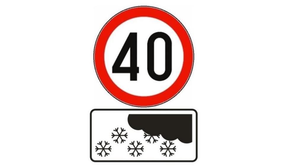 """""""Zimski"""" znak koji i dalje zbunjuje vozače 5"""