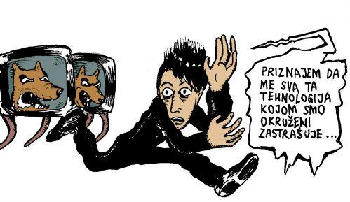 Nova knjiga stripova Aleksandra Zografa 6
