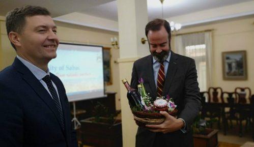Holandski ambasador u Šapcu: Saradnja u poljorivredi 14