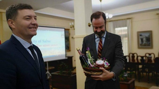 Holandski ambasador u Šapcu: Saradnja u poljoprivredi 1