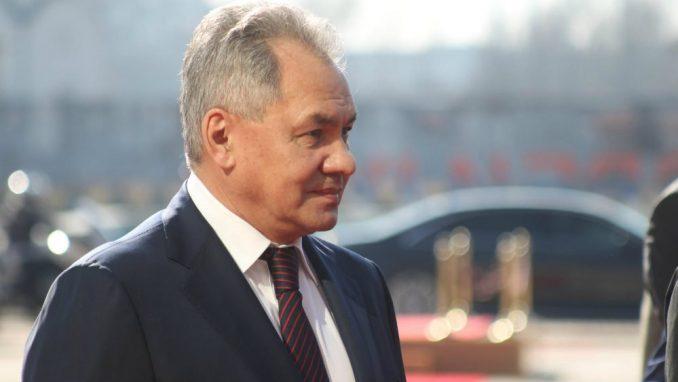 Ministar odbrane Ruske Federacije Sergej Šojgu stigao u Beograd 7