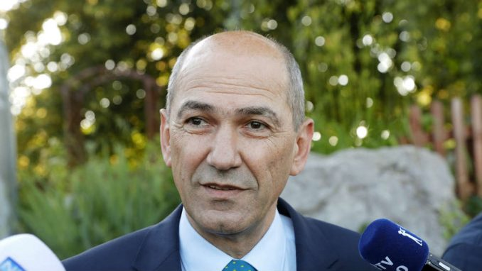 RSE: Janša odbija da se izjasni o non pejperu za Zapadni Balkan 5