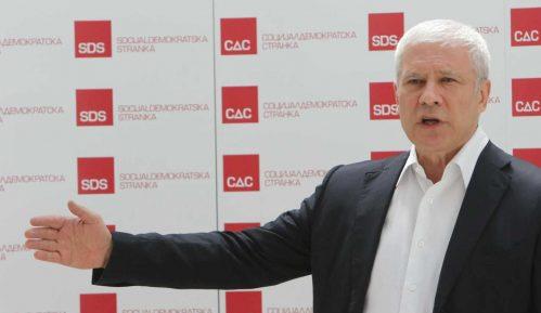 Tadić: Đukanović me optužuje jer ne sme Vučića 4