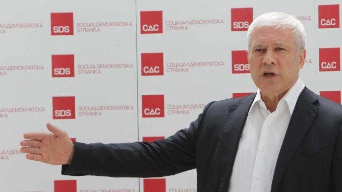 Tadić: Đukanović me optužuje jer ne sme Vučića 1