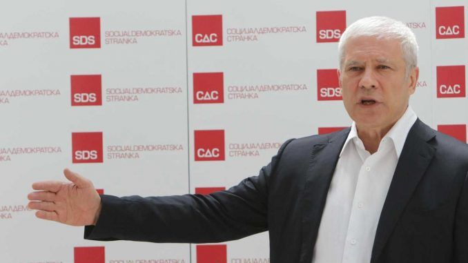 Tadić: Đukanović me optužuje jer ne sme Vučića 3