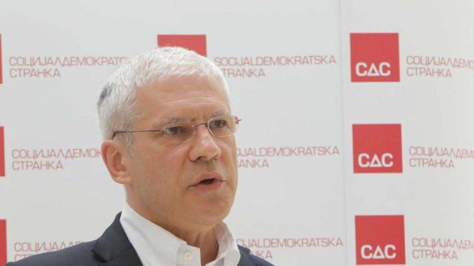 Tadić: Vučićeva borba protiv pandemije potpuno neodgovorna 4