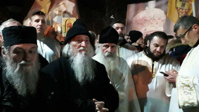 Episkopu Joanikiju i sveštenicima zadržavanje do 72 sata zbog litije 3