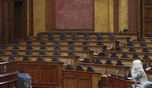 DJB poziva na protest zbog konstituisanja nove Skupštine 9