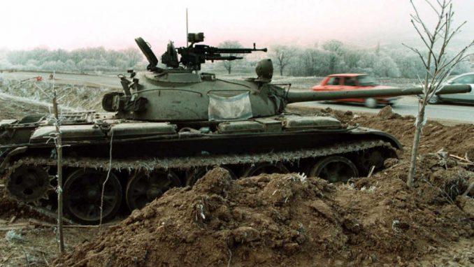 Prave gusenice za jugoslovenski tenk M84 i ruski T72 1