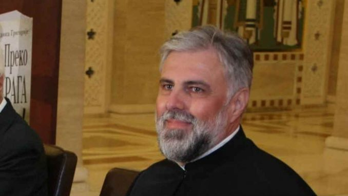 Sinod Srpske pravoslavne crkve se ogradio od izjava episkopa Grigorija 1