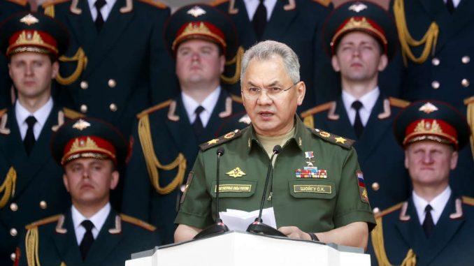 Ministru odbrane Rusije u ponedeljak u Beogradu počasni doktorat 1