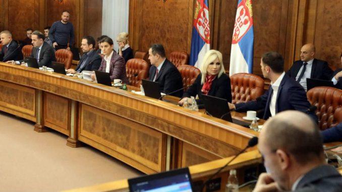 Nove mere Vlade Srbije: Pomoć penzionerima 4.000 dinara 1