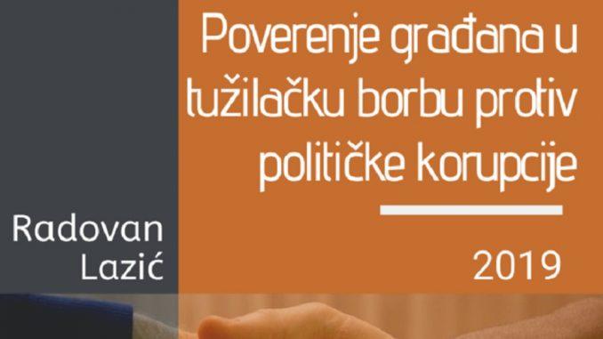"""Diskusija """"Da li verujete da se tužilaštvo bori protiv korupcije?"""" 20. februara u CZKD 4"""