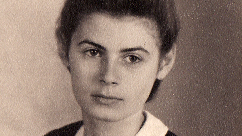 Ursula Michel in Mann