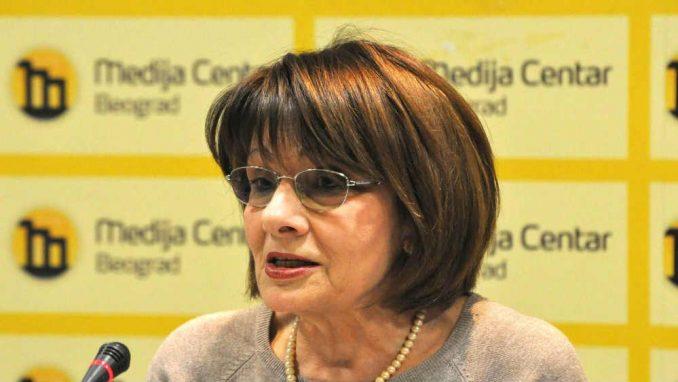Jelica Minić: Još jedno ozbiljno upozorenje vlastima u Srbiji iz Brisela 1