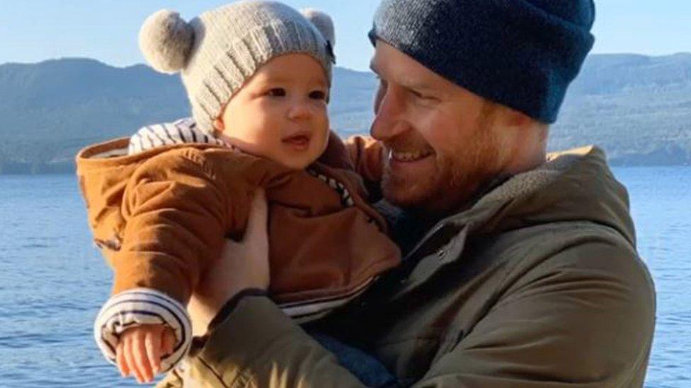 Princ Hari i sin Arči