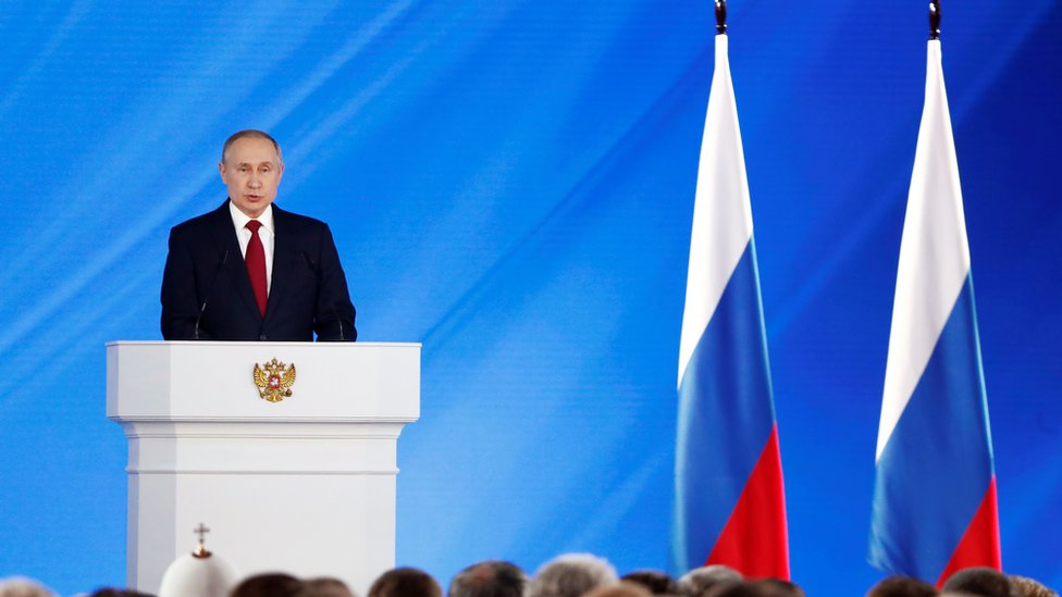 Dobar deo Putinovog govora od 15. decembra bio je posvećen socijalnim pitanjima, ali je zato kasnije najavio planove za promenu ruskog ustava