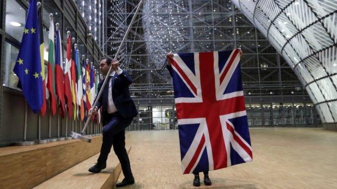 Bregzit: Velika Britanija napustila Evropsku uniju 3