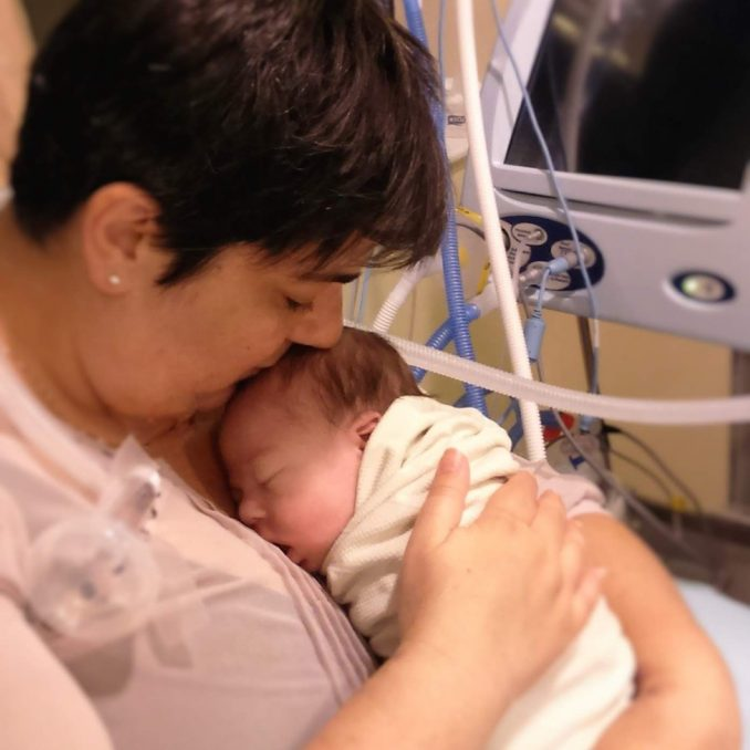 """Moj novorođeni sin – davalac organa"" 3"