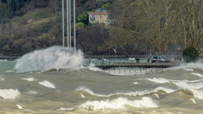 Oluja Kira usmrtila najmanje sedam osoba u Evropi 2