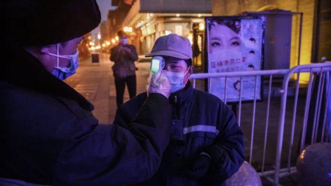 Korona virus: Značaj skok broja umrlih i zaraženih u kineskoj provinciji Hubei 4
