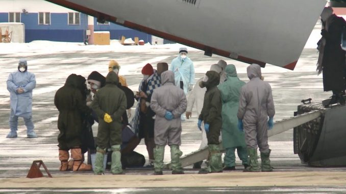 Rusija i korona virus: Žena pobegla iz karantina, krije se od policije 4