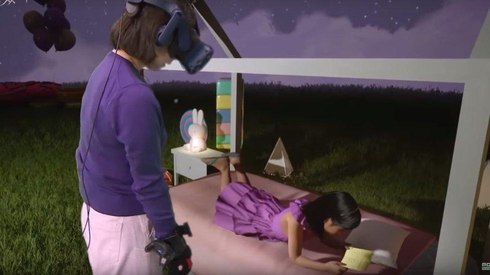 Psiholozi sa kojima je razgovarao BBC smatraju da ovo iskustvo može da pomogne Đi Sung da se izbori sa traumom gubitka deteta