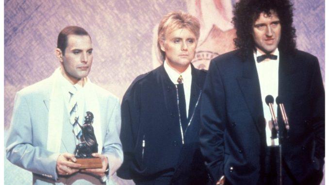 Poslednje pojavljivanje Fredija Merkjurija i drugi istorijski trenuci sa dodela Brit nagrada 4