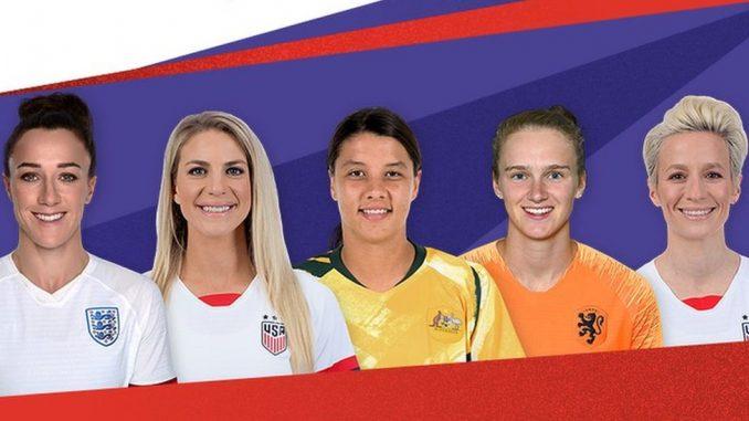 BBC izbor fudbalerke godine - glasajte 4
