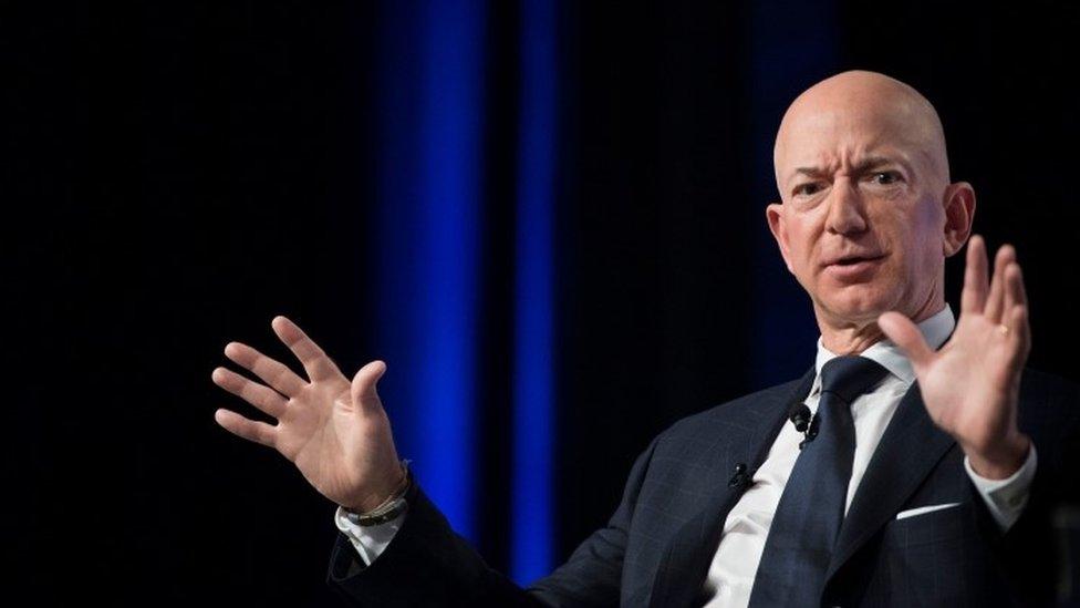 Džef Bezos - najbogatiji čovek na svetu