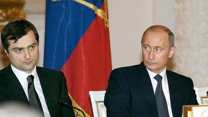 Politika i Rusija: Putin otpustio tajanstvenog savetnika Surkova 3